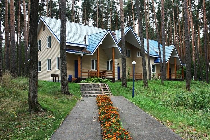 Пансионаты и дома отдыха в Кунгуре