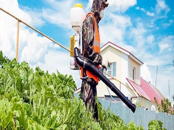 Гербицидная обработка участки в Кунгуре